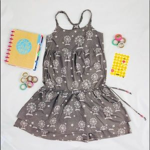 fb7fc0dbbe4b Other - Grey Dreamy Mermaid Ferris Wheel Racerback Dress M